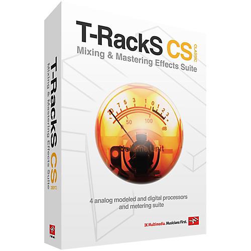 IK Multimedia T-RackS CS Classic Software Download