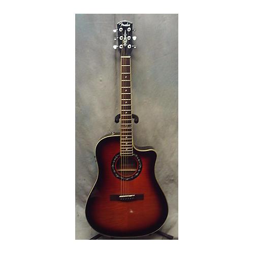 Fender T-bucket 300 CE STS Acoustic Guitar