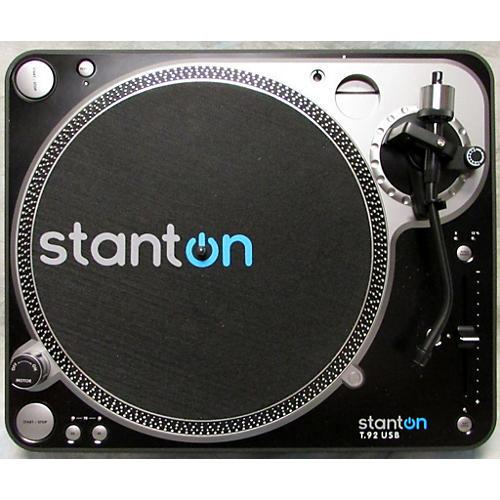 Stanton T.92 USB Turntable
