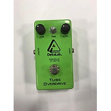 Deltalab T01 TUBE OVERDRIVE Effect Pedal