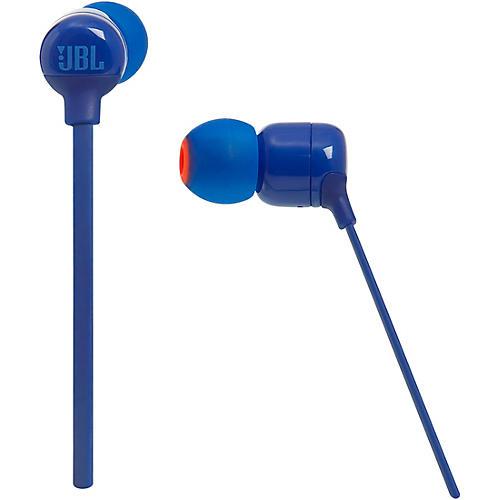 JBL T110BT In Ear Wireless Headphones w/ One Button Remote/Mic