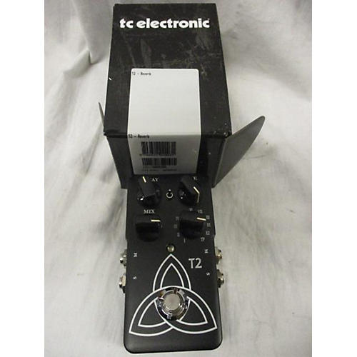 TC Electronic T2 Reverb Effect Pedal