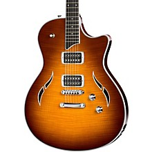 T3 Semi-Hollowbody Electric Guitar Honey Sunburst