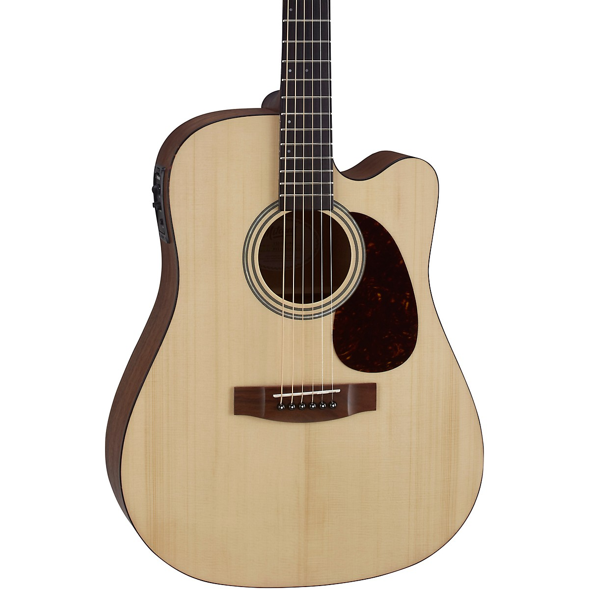 Mitchell T311CE Dreadnought Acoustic-Electric Guitar