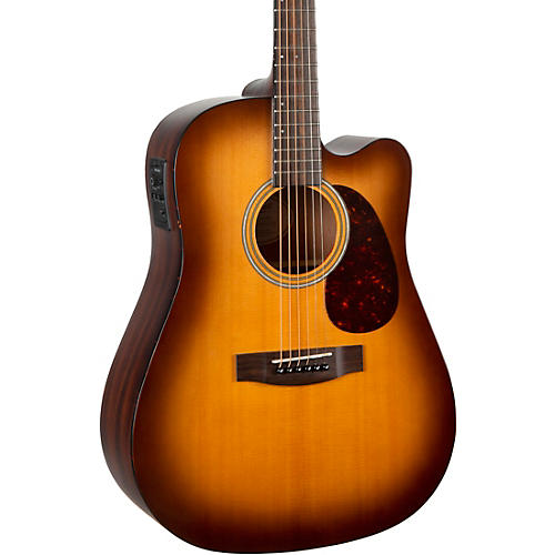 Mitchell T311CE Solid Spruce Top Dreadnought Mahogany Acoustic-Electric Guitar
