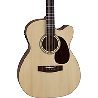 Deals on Mitchell T313CE Solid Spruce Top Auditorium Electric Guitar