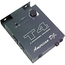 Elation T4 Four-Channel Chase Controller Level 1