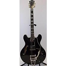 Eastman T486B-BK Hollow Body Electric Guitar