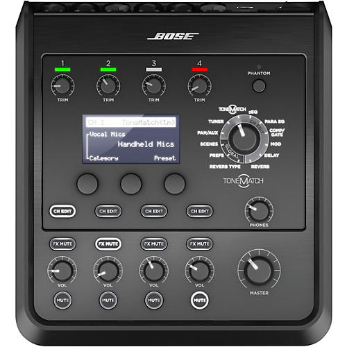 Bose T4S ToneMatch 4-Channel Mixer