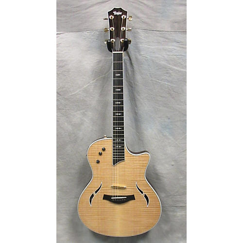 Taylor T5C1 Flamed Maple Acoustic Electric Guitar