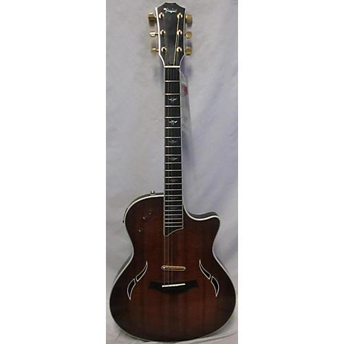 Taylor T5C2 Flame Koa Acoustic Electric Guitar