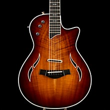 Taylor T5z Custom Cutaway T5 Electronics Koa Top Acoustic-Electric Guitar Shaded Edge Burst