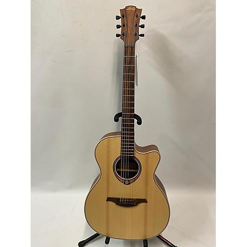 Lag Guitars T70ACE Acoustic Electric Guitar