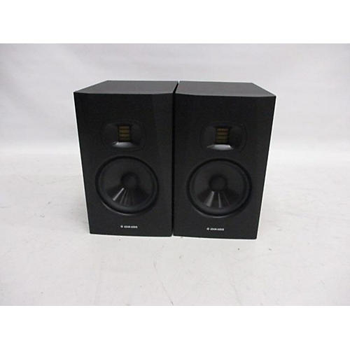 used adam audio t7v pair powered monitor guitar center. Black Bedroom Furniture Sets. Home Design Ideas