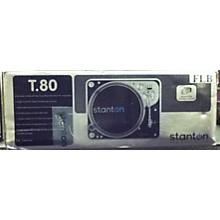 Stanton T80B Turntable