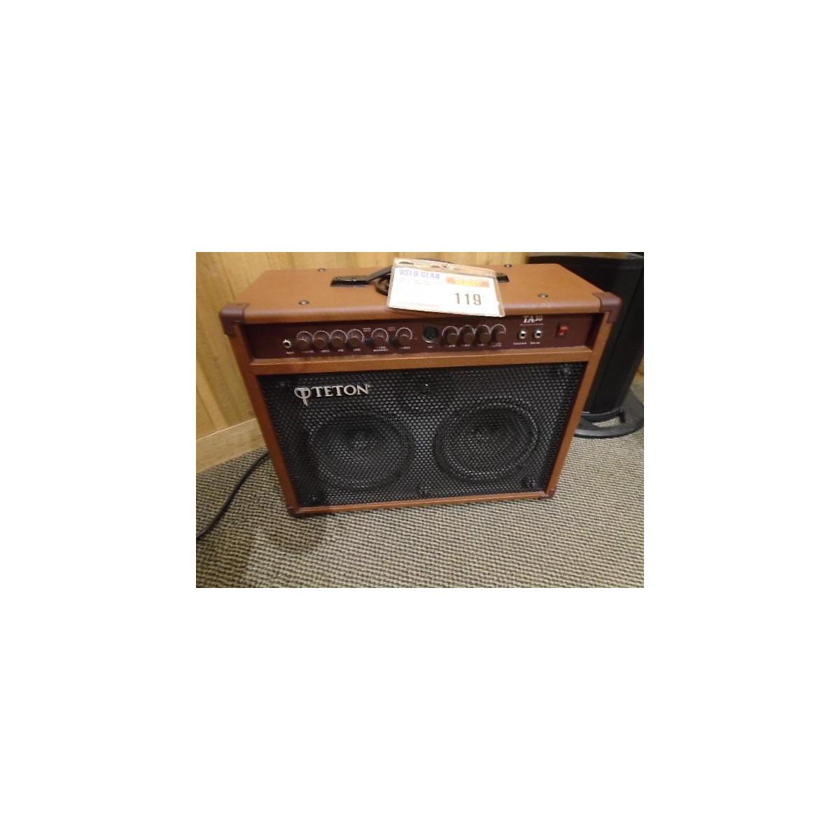 Teton TA30 Acoustic Guitar Combo Amp