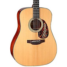 Takamine TAKEF340STT Thermal Top Dreadnought Acoustic-Electric Guitar Level 1 Natural