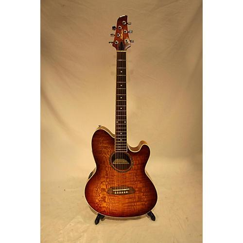 Used Ibanez Talman Acoustic Electric Guitar Guitar Center