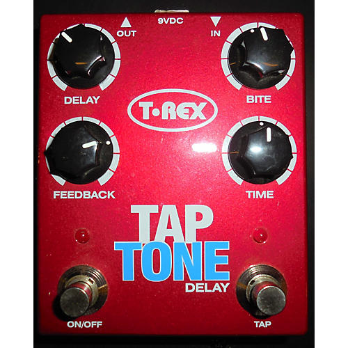 T-Rex Engineering TAP TONE Effect Pedal