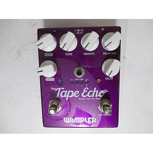 Wampler TAPE ECHO V2 Effect Pedal