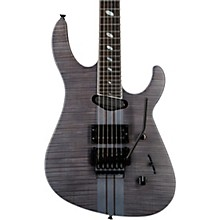 TAT Special FM Electric Guitar Transparent Black Stain