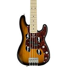 TB-4P Electric Travel Bass 3-Color Sunburst