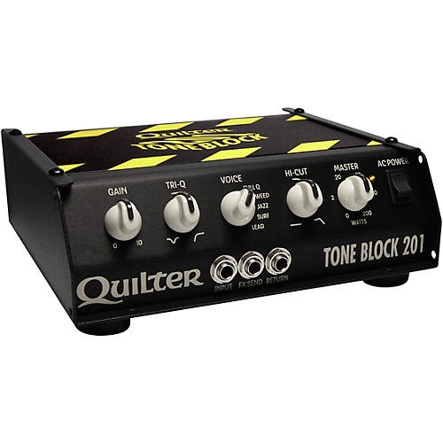Quilter Labs TB201-HEAD Tone Block 201 200W Guitar Amp Head