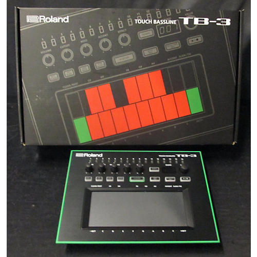 Roland TB3 BASSLINE MIDI Utility