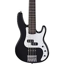 TB505 5-String Traditional Bass guitar Level 2 Black 190839219510