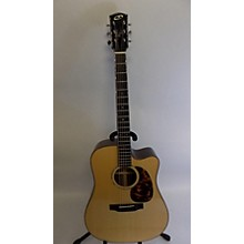 Bedell TBAC28SB Acoustic Electric Guitar