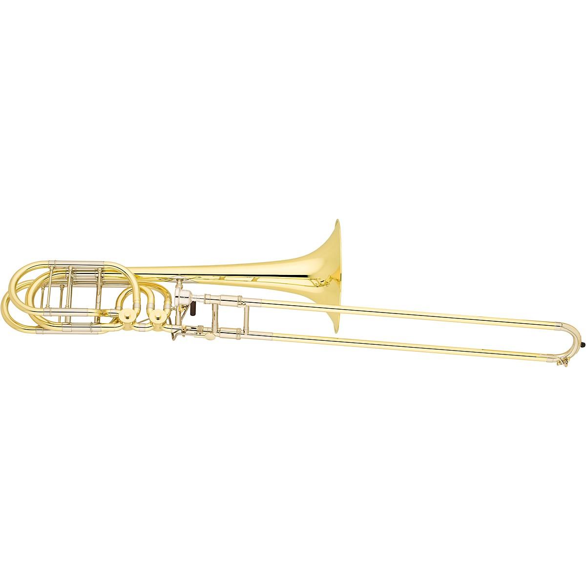 S.E. SHIRES TBQ36R Q-Series Professional Bass Trombone