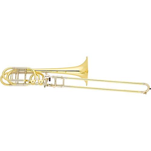 S.E. SHIRES TBQ36YR Q-Series Professional Bass Trombone
