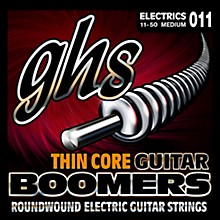 GHS TC-GBM Thin Core Boomers Medium Electric Guitar Strings (11-50)