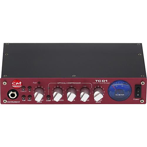 SM Pro Audio TC01 Single Channel Tube Preamp