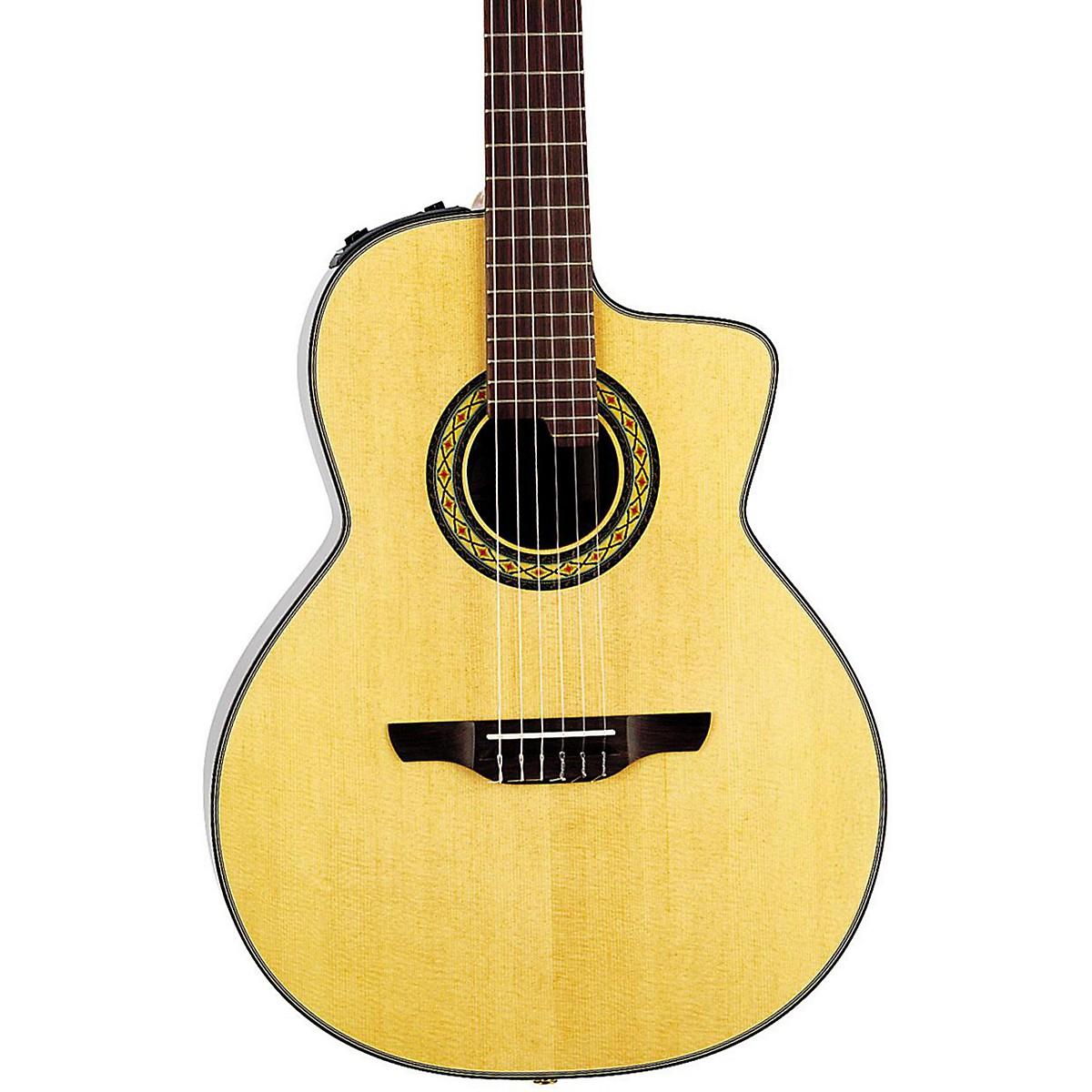 Takamine TC135SC Classical 24-Fret Cutaway Acoustic-Electric Guitar