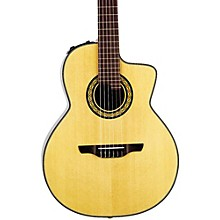 TC135SC Classical 24-Fret Cutaway Acoustic-Electric Guitar Level 2 Natural 194744027437