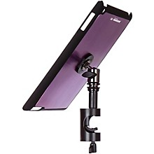 On-Stage TCM9161 Quick Disconnect Tablet Mounting System with Snap-On Cover Level 1 Purple
