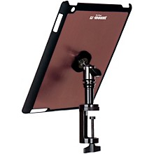 On-Stage TCM9163 Quick Disconnect Table Edge Tablet Mounting System with Snap-On Cover Level 1 Muave