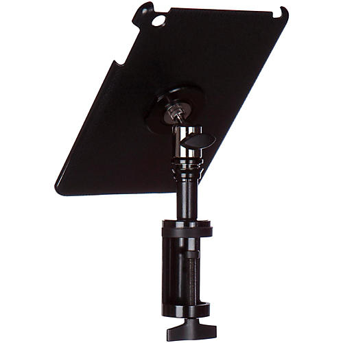 On-Stage TCM9263 Quick Disconnect Table Edge Tablet Mounting System with Snap-On Cover for iPad Mini