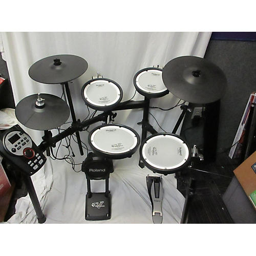Used Roland Td 11kv Electric Drum Set Guitar Center