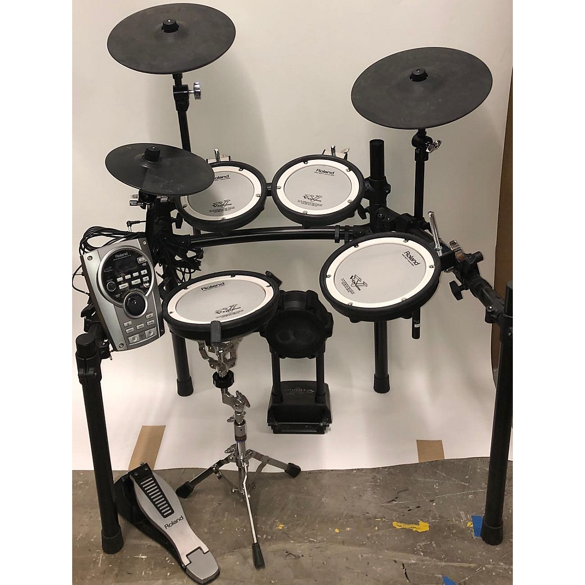 Roland TD-15 Electric Drum Set