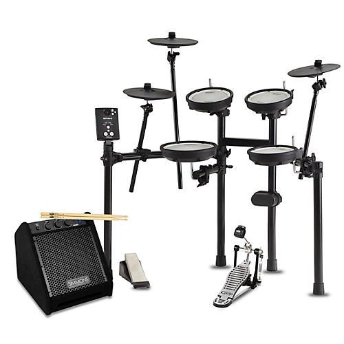 Roland TD-1DMK Electronic Drum Set with DA25 Starter Bundle