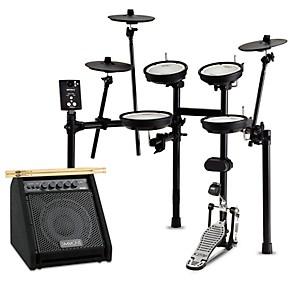 roland td 1dmk electronic drum set with da50 monitor starter bundle guitar center. Black Bedroom Furniture Sets. Home Design Ideas