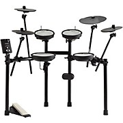 TD-1DMKX V-Drums Set With Additional Larger Ride Cymbal