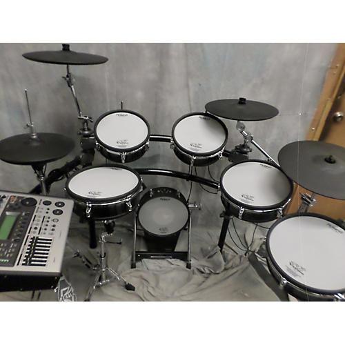 used roland td 20 electric drum set guitar center. Black Bedroom Furniture Sets. Home Design Ideas