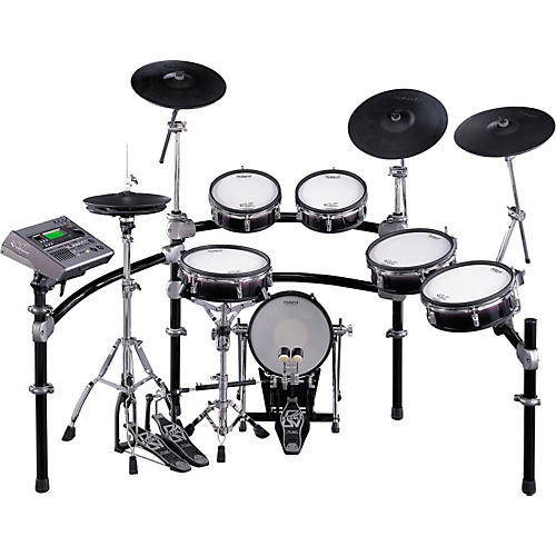 Roland TD-20 Electronic Drum Set with Expansion Board