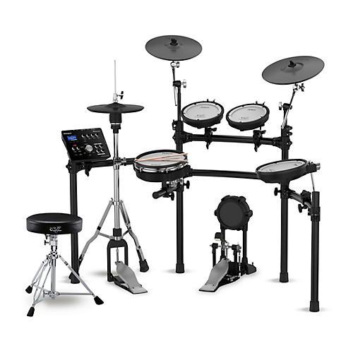 roland td 25k electronic drum set starter bundle guitar center. Black Bedroom Furniture Sets. Home Design Ideas