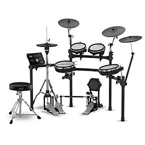 roland td 25kv electronic drum set starter bundle guitar center. Black Bedroom Furniture Sets. Home Design Ideas