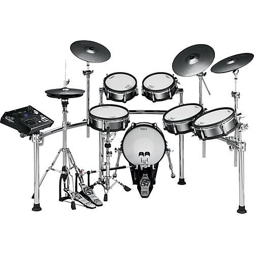 roland td 30kv v pro series refurbished demo electronic drum kit guitar center. Black Bedroom Furniture Sets. Home Design Ideas
