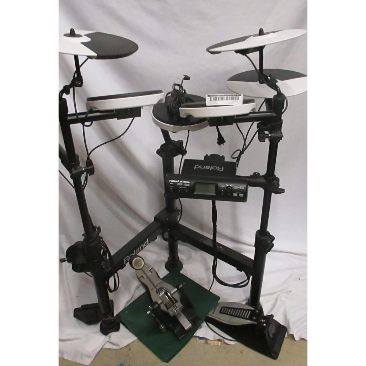 Roland TD-4 Electric Drum Set